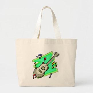 Kids Music Tote Bag
