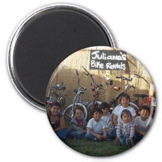 kids n bikes magnets