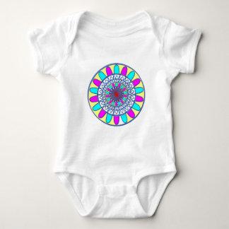 Kids n Guest Room Deco: Unique Rich Energy Prints Baby Bodysuit