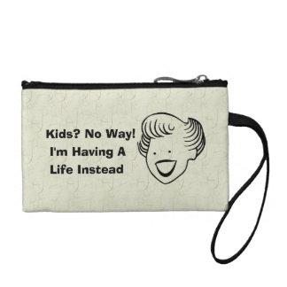 Kids No Way Change Purses