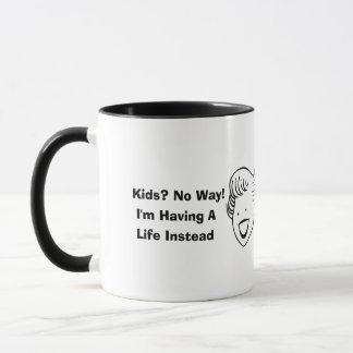 Kids No Way Mug