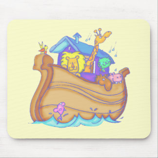 Kids Noahs Ark T Shirts and Gifts Mouse Pad