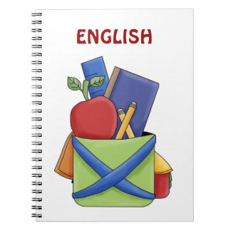 Kid's Notebook-Customize Subject Notebook