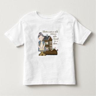 Kids Nursery Rhyme Gift Toddler T-shirt