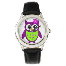 Kid's Owl Watch