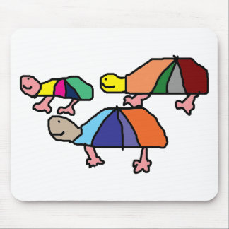 Kids Painting Mouse Pad