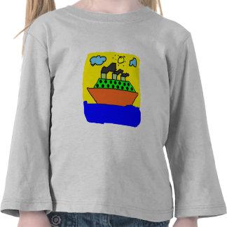 Kids Painting Shirt