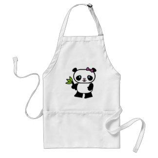 Kids Panda Bear Apron