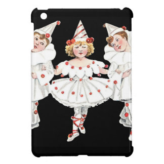 Kids Party Costume Clown Pierrot Boy Girl Case For The iPad Mini