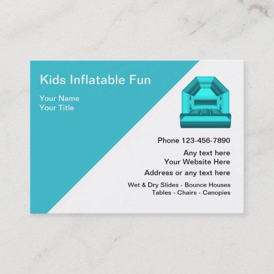 Kids party entertainment business cards zazzle kids party entertainment business cards colourmoves