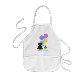 Kids Party Time Apron