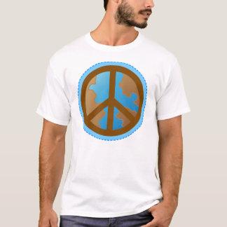 Kids Peace Earth Environment Gift Tee
