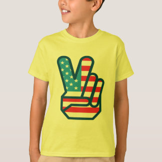 Kids Peace T Shirts and Kids Gifts