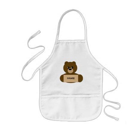 Bear Apron