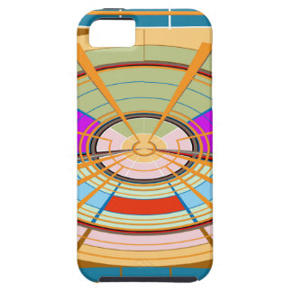 Kids Play ground beautifully decorated squares fun iPhone 5 Covers