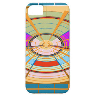 Kids Play ground beautifully decorated squares fun iPhone 5 Case