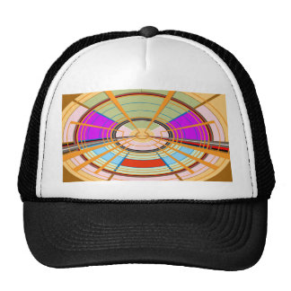 Kids Play ground beautifully decorated squares fun Trucker Hat