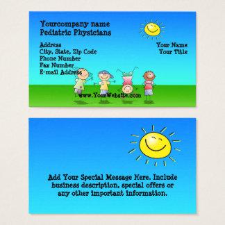 Pediatric Business Cards & Templates | Zazzle