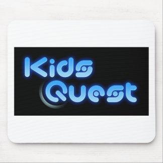 Kids-Quest-power-button-logo-Angle-Box Mouse Pad