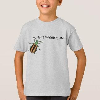 Kids - Quit Bugging Me Shirt