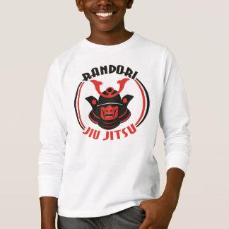 Kids' Randori Jiu Jitsu Long Sleeve T-Shirt