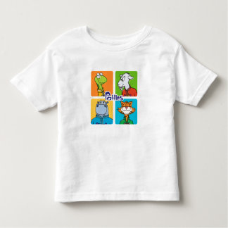 Kid's Rattles T-Shirt