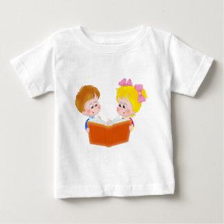 kids reading t-shirt