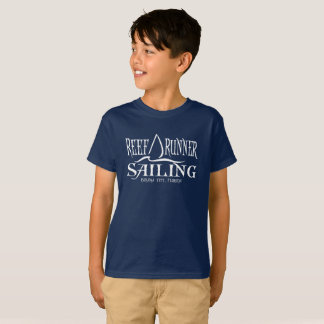 Kid's Reef Runner Sailing Tee