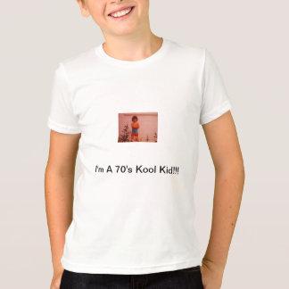Kid's Retro T-shirt