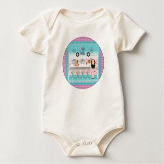 Kids Retro T Shirt