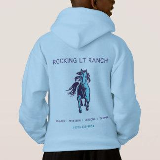 Kid's RLTR(charging horse) hoodie