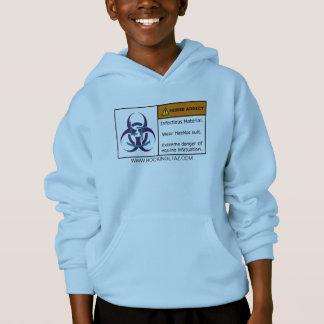 Kid's RLTR HazMat hoodie