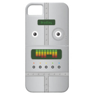 Kid's Robot Custom iPhone SE/5/5s Case