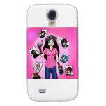 Kids Rock Art Samsung Galaxy S4 Case