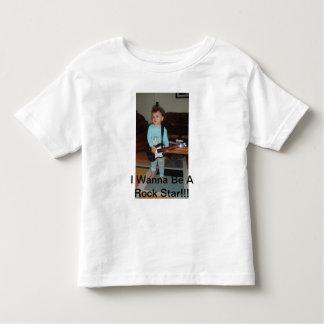 Kids Rock! Toddler T-shirt
