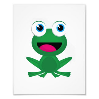 Kids Room Nursery Green Frog Photo
