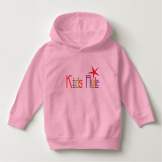 Kid's Rule Toddler Hoodie