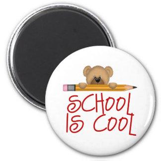 Kids School Gift 2 Inch Round Magnet