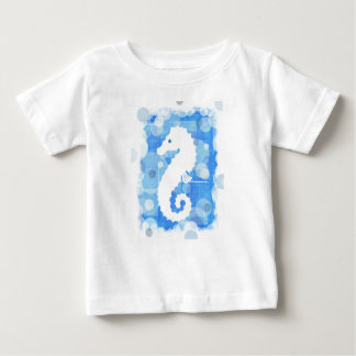 Kid's seahorse and octopus T-Shirt