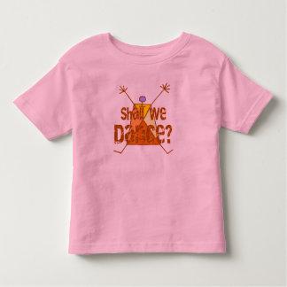 Kids Shall We Dance T Shirt