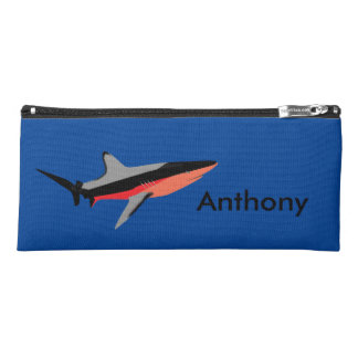 Kids Shark Pencil Case for Back to School