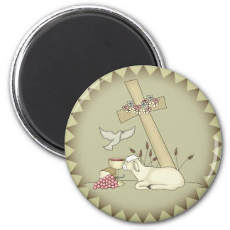 Kids Sheep T Shirts and Gifts Magnet