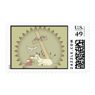 Kids Sheep T Shirts and Gifts Stamps