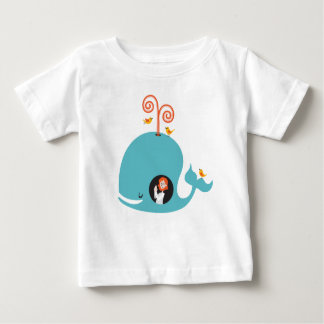 Kids shirt Bible Story Jonah And The Whale