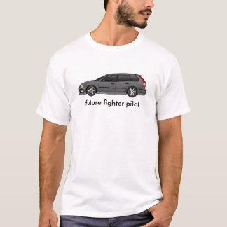 kids shirt: sportcombi future fighter pilot T-Shirt