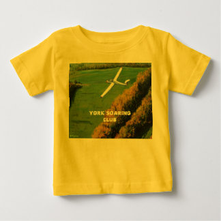"Kid's Shirt with ""YORK SOARING CLUB"" Design"