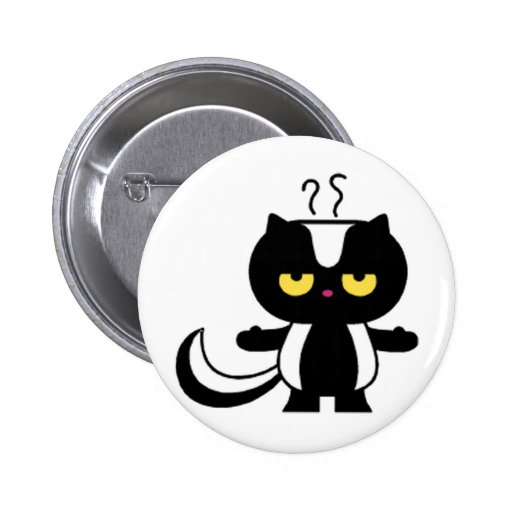 Kids Skunk T Shirts and Gifts Pinback Button