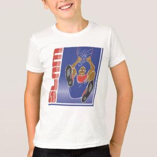 Kids Slam Dunk Basketball Kids T-shirt