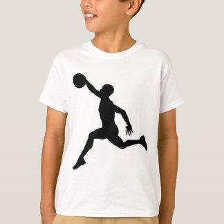 Kids Slam Dunk Basketball T-Shirt