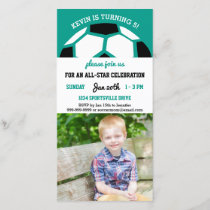 Kids Soccer Birthday Party Sports Themed Photo